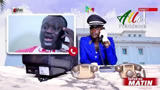 Infos du matin - 26 Janvier 2021 - Allo Présidence avec Per bou khar et Ndiaye