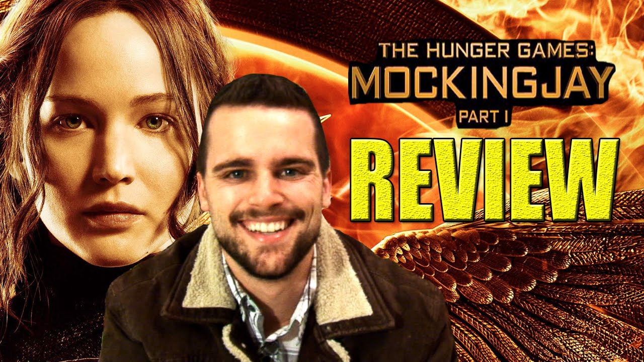 The Hunger Games: Mockingjay Part 1 - Movie Review - YouTube