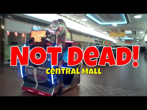 Not Dead - Central Mall