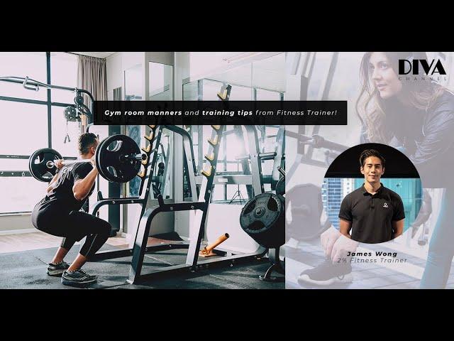 Like a pro!健身室要遵守哪些禮儀?甚麼是熱量赤字?教練分享健身新手注意事項!
