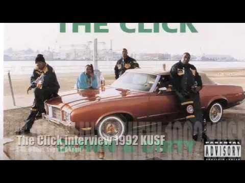 E 40 & The Click interview 1992