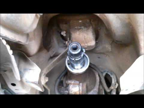 Replace Tool Automatic Transmission Extension Housing Tailshaft Bushing & Seal DIY How to