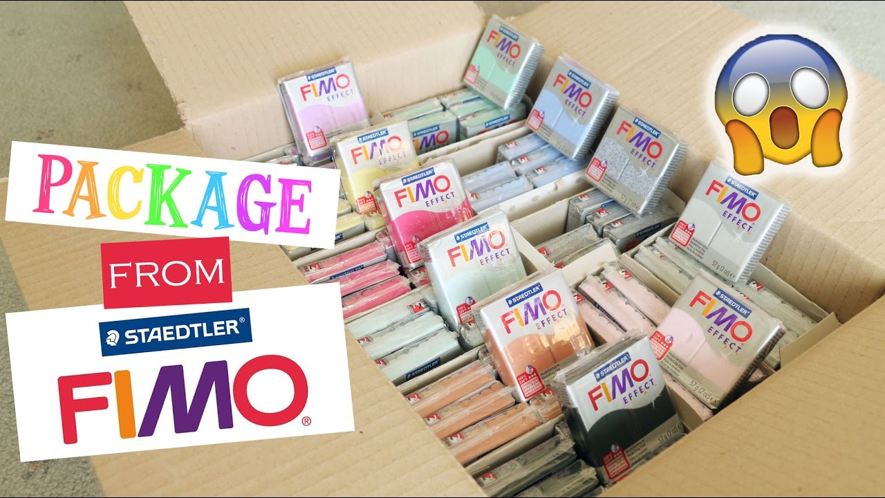 Amazing Polymer Clay Package From Fimo