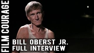 What Beginning Actors Probably Don't Want To Know About Hollywood - Bill Oberst Jr. Full Interview