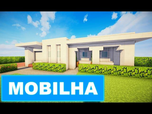 Como fazer casa moderna gallery of como hacer una casa for Casa moderna minecraft paso a paso