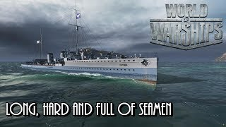 World of Warships - Long, Hard and Full of Seamen