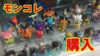 中古ショップでモンコレ買ったので紹介して飾るよ pokemon pocket monster collection