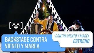 Backstage Contra Viento y Marea 2019   Contra Viento y Marea 2019