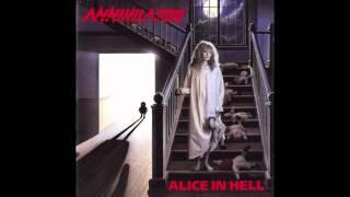 Annihilator - Crystal Ann/Alison Hell