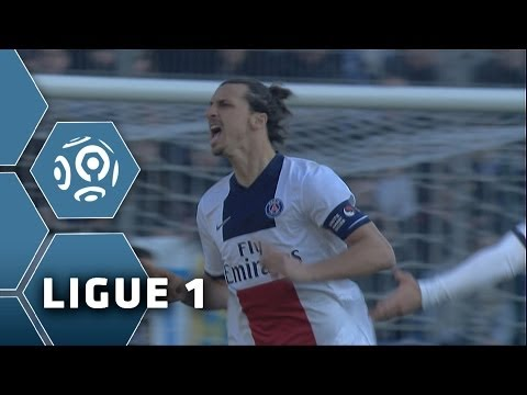 But Zlatan IBRAHIMOVIC (6') - SC Bastia-Paris Saint-Germain (0-3) - 08/03/14 - (SCB-PSG)