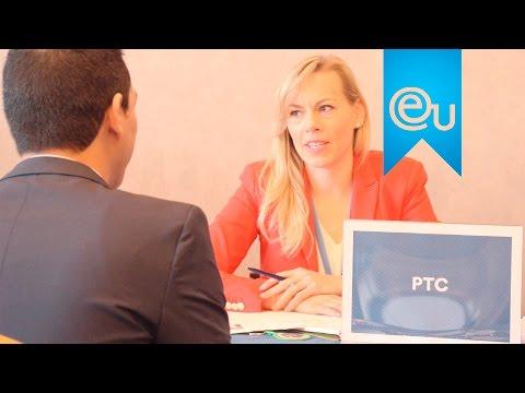 Study & work in Barcelona - EU Students Careers Fair Event 2016