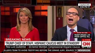 """Dem Rep. Gutierrez Relents, Apologizes To Gen. Kelly After Calling Him """"A Disgrace To The Uniform"""""""