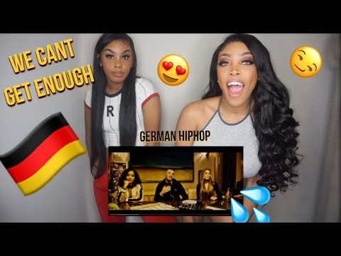REACTING TO MUSIC VIDEOS OF RAPPERS IN GERMANY | Ufo361,Capital Bra,18 Karat,LUCIANO,AZET,NOIZY