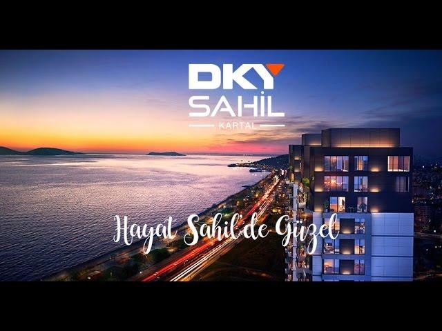 DKY Sahil Tanıtım Filmi www.Emlakhabertv.com