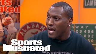 Takeo Spikes Calls Out Goodell, Talks Kaepernick, NBA Vs. NFL Protests | SI NOW | Sports Illustrated