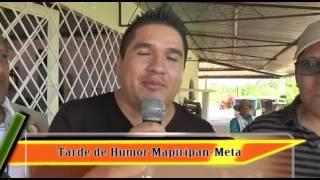 Tarde de humor en Mapiripán-Meta Boyaco Man, chester y peter Albeiro