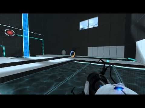 """(Portal 2 Blindrun) """"Ice"""" by eMbAh"""