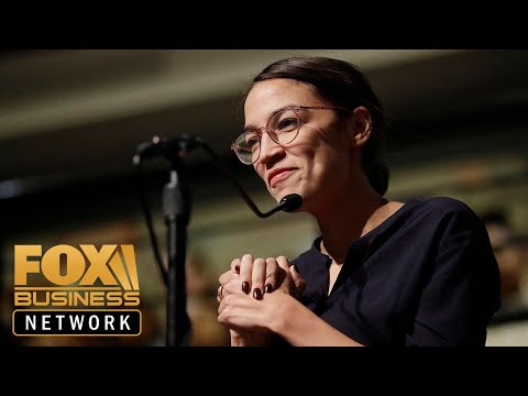Unions vs. Alexandria Ocasio-Cortez over Green New Deal