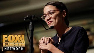 Unions vs. Alexandria Ocasio-Cortez over Green New Deal