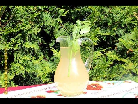 Bors de casa cu tarate si malai | Farfuria vesela