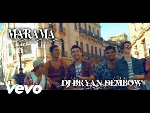 BRONCEADO ( REMIX ) - MARAMA ( DJ BRYAN DEMBOW )
