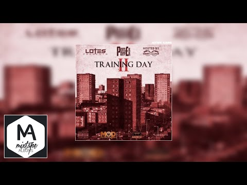 Potter Payper - Training Day 2 ( Full Mixtape )