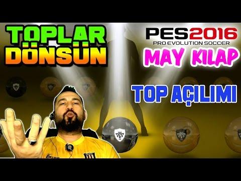 PES 2016 MYCLUB TOP AÇILIMI! | ŞAMPİYONLAR LİGİ YILDIZLARI