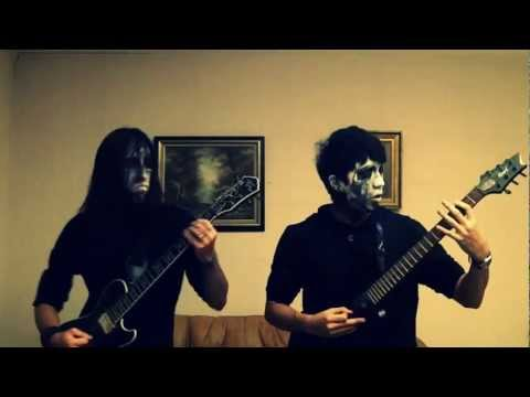 "Behemoth ""Ov Fire And The Void"" Dual Guitar Cover"