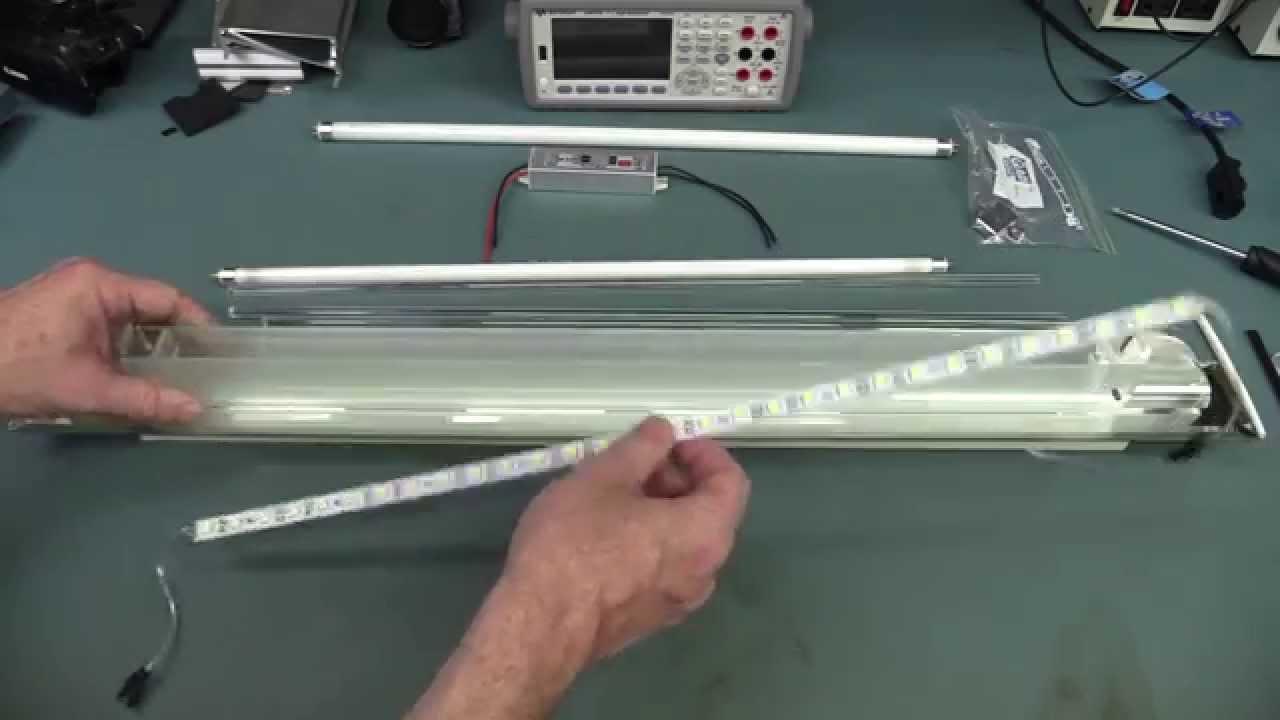 Eevblog 728 T4 Led Lighting Youtube