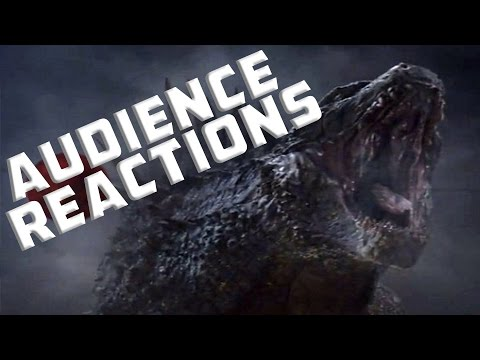 Godzilla {SPOILERS} : Audience Reactions | May 15, 2014