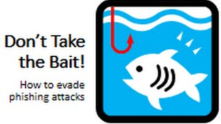 Don't take the bait! How to evade phishing
