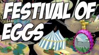 ROBLOX Egg Hunt 2018 | Todos os ovos no Festival dos ovos