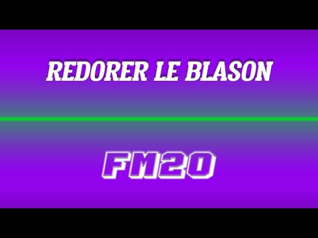 Redorer le Blason - Résumé Carrière Football Manager AJ Auxerre #1