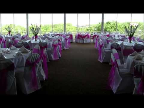 Beautiful in Pink Wedding Reception?  The Heart of St. Charles Ballrooms, St. Louis Mo.