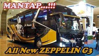 Joss.. Armada Terbaru pak Haji HARYANTO | All New Zeppelin G3 by Gunung Mas karoseri