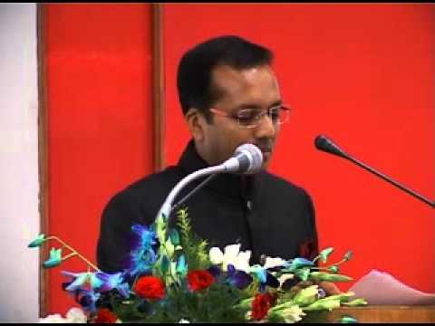 Mr Naveen Jindal, Chancellor - O.P. Jindal Global University - JGU Yale Conference