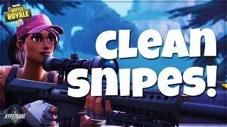 Them Snipes Though - 14 Kill Fortnite Stream Highlight