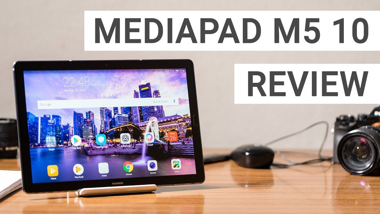 Huawei Mediapad M5 10 Review The Best Android Tablet In 2018 Youtube