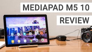 Huawei MediaPad M5 10 Review: The Best Android Tablet In 2018?