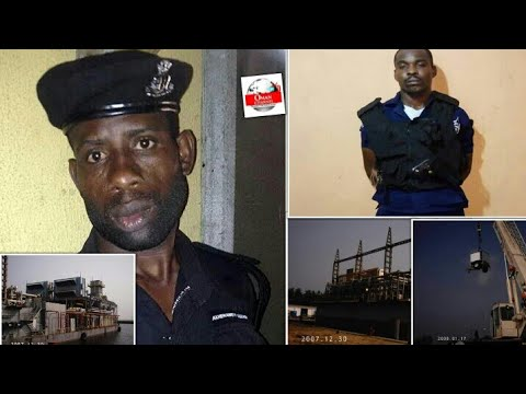 Breaking News: Four Policemen Arrsted for S.t.e.aling from Osagyefo Power Barge