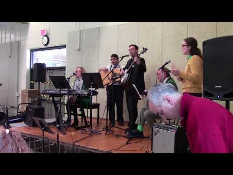 St. Patrick's Day Band - Rice Memorial High School