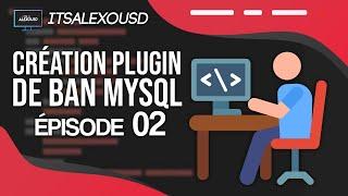 dEV' PLUGIN DE BAN/TEMPBAN MySQL #02 - SPIGOT 1.8