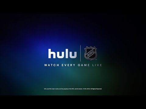 Watch The Stanley Cup® Playoffs Live On Hulu  • Official Partner Of The NHL