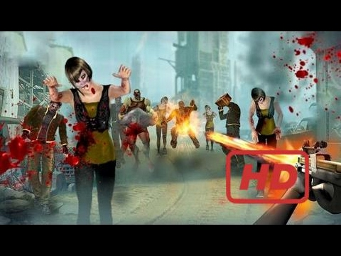 Zombie Trigger Undead Strike (by AppOn Innovate) Android Gameplay [HD]  #MOB