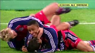 FC Bayern München 6-2 Borussia Dortmund | Bundesliga 2000-2001