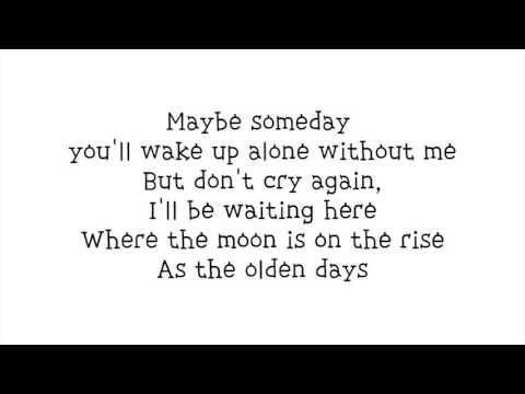 Lasse Lindh - Hush [쓸쓸하고 찬란하神-도깨비 OST] 가사