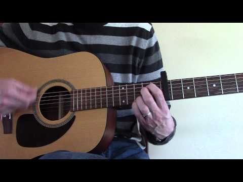 One Voice (Wailin' Jennys) - how to play guitar