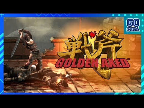 Arcade 1up Golden Axe MOD from The Sergio Force