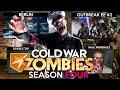Treyarch REVEALS Season 4 Zombies DLC Update Changes! Black Ops Cold War Season 4 Cutscene Trailer!