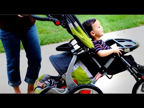 Change a One Baby Stroller into a Double Baby Stroller - Tutorial